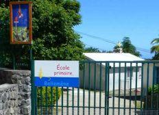 Les enfants de Bellemène (Ile de la Réunion) veulent essayer le ski !