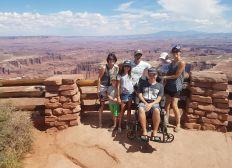 L'Australie en fauteuil roulant