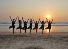 Yoga et ayurvéda à Goa