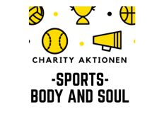 Sports - Body and Soul - Charity Aktionen 17.06. bis 30.11.2018