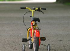 Des petites roues pour Christelle