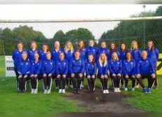 Trikots für die Damen vom TSV Friedrichsberg
