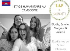 Stage Humanitaire au Cambodge 2019