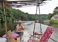Balades en radeaux en Bretagne sur le Blavet