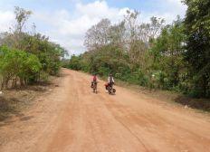 Vélos à voiles en Amerique latine