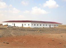 Krankenhaus in Somalia