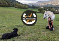 """L'Eurasienne - Expédition à cheval France-Vietnam (Association """"Réalise ton rêve"""")"""