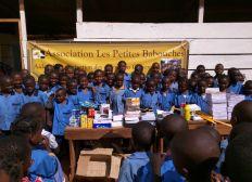 Participez à la construction d'une salle de classe et d'une bibliothèque au profit du groupe scolaire de Nkolanga'a (Yaoundé-Cameroun)