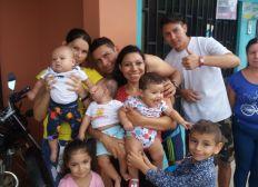 Eine Perspektive für junge Kolumbianer