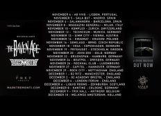 Disconnected European Tour 2018