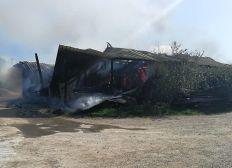 Pour Le Ranch de Baudonvilliers (55170) ravagé par un incendie.