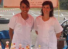 2 Etudiantes infirmières à la découverte du Vietnam