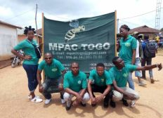 Campagne de lutte contre le paludisme