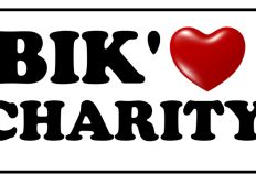 Bike Coeur's Charity Association HANDBIKE Enfants Hôpital Bullion