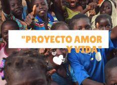 Deseamos suplir a miles de niños de esta parte del Norte africano con una educación segura, atención médica primaria y alimentación.