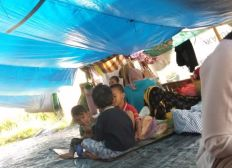 Help North Lombok Earthquake 7.0 Magnitudo Victims