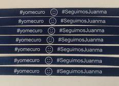 Pulsera #yomecuro #SeguimosJuanma