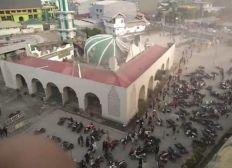 Lombok Lampung & Banten Tsunami
