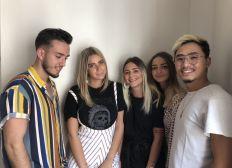 Collecte de fonds pour projet de fin de Bachelor : défilé de mode