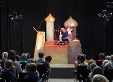 Figurentheater Marmelock für die Erstklässler