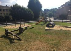 Spielplatz Trebatal
