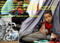AYUDA URGENTE PARA VENEZOLANOS EMIGRANTES EN SITUACIÓN DE CALLE