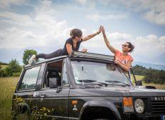 Soutenez Céline et Océane dans leur folle aventure pour le Rallye Aïcha des gazelles 2019!!