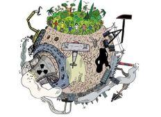 Spectacle pour l'association Ecologie du Carcassonnais des Corbières et du Littoral Audois