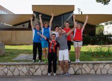 MegaLife Antibes -  Les nageurs d'Abu Dhabi 2019