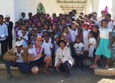 Scolarisation Orphelins Madagascar 2019