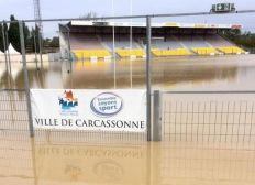 Solidarité Rugby après les inondations