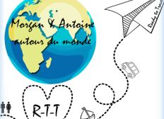 RTT - Tour du monde Morgan&Antoine