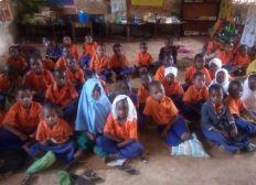 Pour les enfants de l'Ecole de Shimoni, Kenya