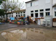 aide aux écoles maternelle et élémentaire de l'Aiguille à Trèbes