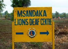 FITBANKER Kilimanjaro Leadership Summit 2018: Msandaka Deaf Centre, Tanzania