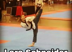 Mundial de Taekwondo en China Taipei