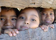 solidaridad con los niños de América Latina