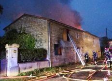 Solidarité pour Coralie & Cédric suite à l'incendie de leur maison