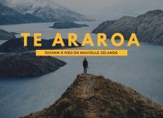 3000km à pied en Nouvelle-Zélande