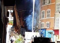 Marseille solidarité effondrements