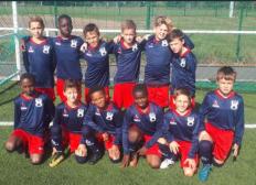 Soutien aux enfants de l'équipe des U10 - NPS Football