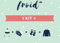 Collecte kit «grand froid»