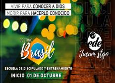 Viaje Misionero a Brasil para Misael Valencia