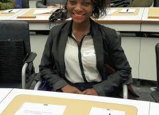 Pour continuer mon rêve de devenir avocate