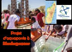 Aquaponie à Madagascar