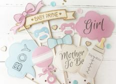 Baby shower et anniversaire surprise