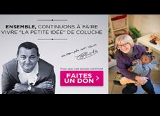 """Cagnotte """"Les Restaurants du Coeur : Bébé"""""""