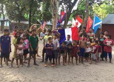 Projet scolaire pour orphelins et enfants démunis de Tropeng Ses village