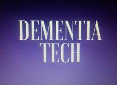 Dementia Tech - Magic Table Appeal