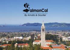 SalmonCal, le projet de stage à l'université de Berkeley d'Amaïa et Gautier